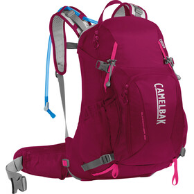 CamelBak Sundowner LR 22 Hydration Pack medium Women, beet red/pink